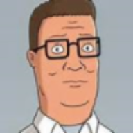 Hank Hill Propane Salesman