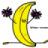 The happy banana